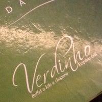 Снимок сделан в Verdinho пользователем Carol D. 2/14/2012