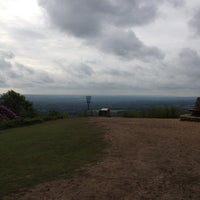 Photo taken at Holmbury Hill by Gordon H. on 6/5/2012