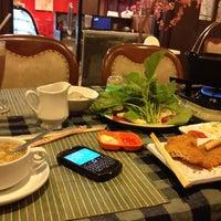 Photo taken at Pondok Steak Sari Pacific by Fransisca C. on 5/17/2012