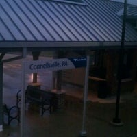 Photo taken at Amtrak - Connellsville Station (COV) by Andy M. on 5/8/2012