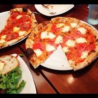 Photo taken at Varasano's Pizzeria by Melissa C. on 7/25/2012