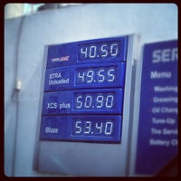 Photo taken at Petron by Wilf T. on 7/28/2012