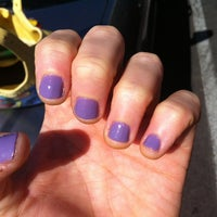 Photo taken at Color Nail & Hair by C M. on 4/29/2012
