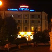 Снимок сделан в Marriott Royal Aurora пользователем Евгений Б. 7/28/2012