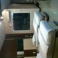Photo taken at Nusa Indah Hotel, Kisaran by Hendra F. on 9/11/2012