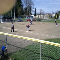 Photo taken at Alderwood Boys And Girls Club/Fields by boomer on 3/24/2012