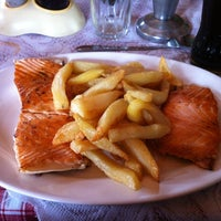 Photo taken at Restaurant Varadero by Daniela S. on 4/7/2012