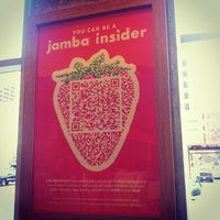 Photo taken at Jamba Juice 930 Poydras by Luis M. on 2/23/2012