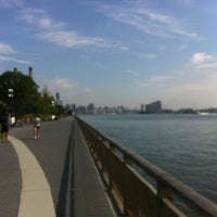 Photo taken at East River Park by Siobhan Q. on 7/27/2012