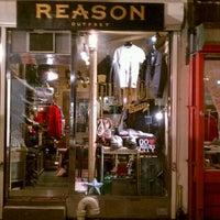 Photo taken at Reason by Aye R. on 2/23/2012