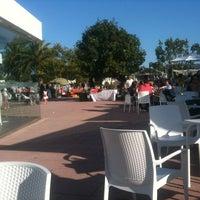 Photo taken at Playa club Nigran by Gabriel A. on 8/30/2012