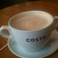 Photo taken at Costa Coffee by Andy T. on 3/29/2012