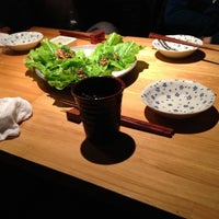 Photo taken at 瓢 Hisago by Kotaro F. on 3/1/2012