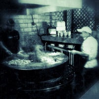 Photo taken at Mongolian Grill San Jacinto by Aaron M. on 3/11/2012