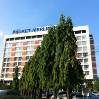Photo taken at Phuket Merlin Hotel by Fong Beer L. on 5/9/2012