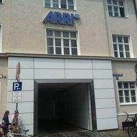 Photo taken at Arri Film & TV Services / Rental Deutschland by Koray D. on 5/29/2012