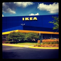 Photo taken at IKEA by Monica B. on 7/28/2012