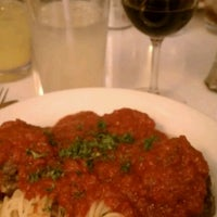 Photo taken at Tommaso's Restaurant by Monica S. on 4/2/2012