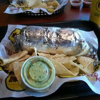 Photo taken at Moe's Southwest Grill by Frank C. on 8/3/2012