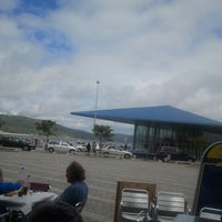 Photo taken at Porto de Fisterra by Ri B. on 8/24/2012