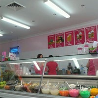 Photo taken at Yummi Sweets by Vivy V. on 4/22/2012