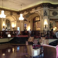 Photo taken at The St. Regis Rome by Nathan R. on 7/3/2012