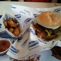 Photo taken at Culver's by Ethan on 8/17/2012