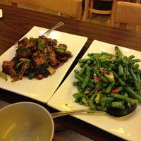 Photo taken at New Ming's Restaurant by XK w. on 7/27/2012