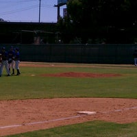 Photo taken at MLB Urban Youth Academy by Joseph B. on 7/27/2012