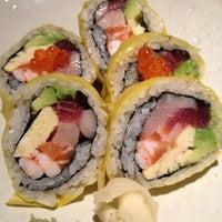 Photo taken at Circle Sushi by Princess K. on 8/19/2012