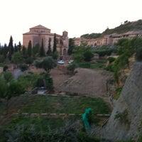 Foto tomada en Casa Pardina por Mayte Quílez el 8/16/2012