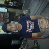 Photo taken at F. Manalo Street by Prince Joshua Y. on 5/17/2012