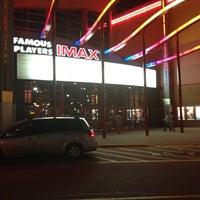 Photo taken at Cineplex Cinemas Mississauga by Linda . on 8/13/2012