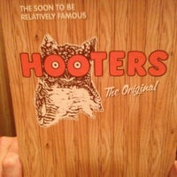 Photo taken at Hooters Restaurant by Daniel H. on 5/12/2012