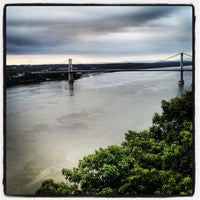Photo taken at Walkway Over the Hudson State Historic Park by Jessica B. on 9/2/2012