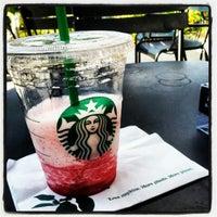 Photo taken at Starbucks by Chaffro on 7/28/2012