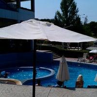 Photo taken at Swimming Pool by Stoyan P. on 8/16/2012