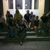 6/14/2012 tarihinde Деян В.ziyaretçi tarafından Студентски град'de çekilen fotoğraf