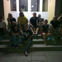 Photo taken at Studentski grad by Деян В. on 6/14/2012