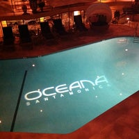 Photo taken at Oceana Beach Club Hotel by Andrey V. on 4/24/2012