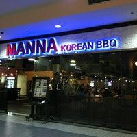 Photo taken at Manna Korean BBQ by Lin-duhh!! . on 7/2/2012