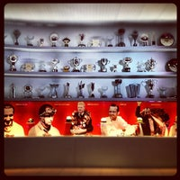 Photo taken at Museo Ferrari by Paolo G. on 3/11/2012