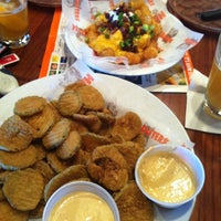 Photo taken at Hooters by Gina T. on 6/9/2012