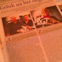 Photo taken at StaSterk Schoen & Sleutelmakerij by Muriel S. on 3/8/2012