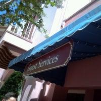 Universal Studios Guest Services - Tourist Information Center