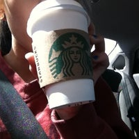 Photo taken at Starbucks by Elle W. on 4/28/2012