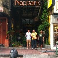 8/4/2012 tarihinde Hendro P.ziyaretçi tarafından NapPark Hostel'de çekilen fotoğraf