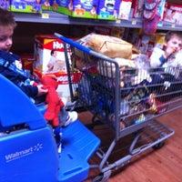 Photo taken at Walmart Supercenter by Mare on 4/5/2012