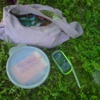 Photo taken at Hinkle-Deegan Park by Ambur S. on 6/27/2012