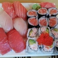 Photo taken at Yoyogi Sushi by Kirstin on 9/7/2012